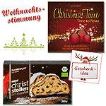 Weihnachtsstimmung (CD & Christstollen im Beutel)