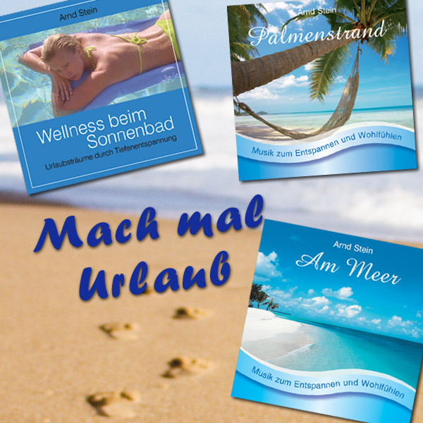 CD-Bundle-Cover: Mach mal Urlaub