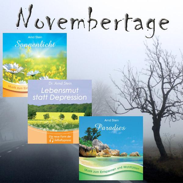 CD-Bundle-Cover: Novembertage