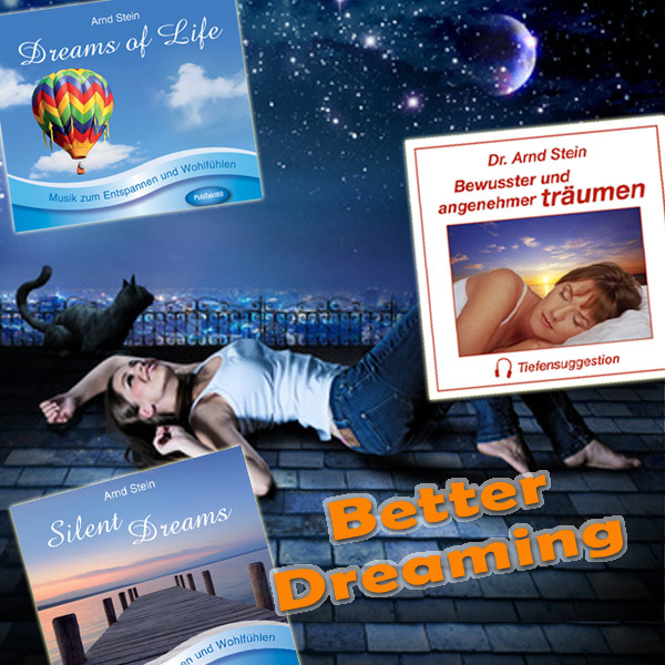 CD-Bundle-Cover: Better Dreaming