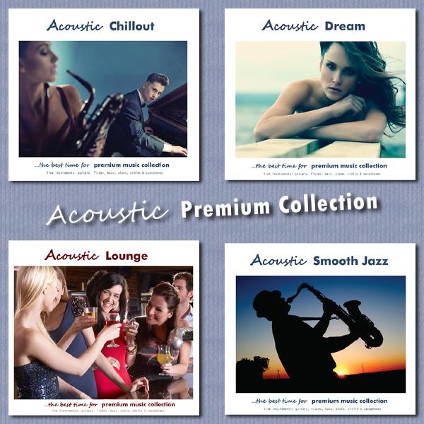 CD-Bundle-Cover: Acoustic Premium Collection
