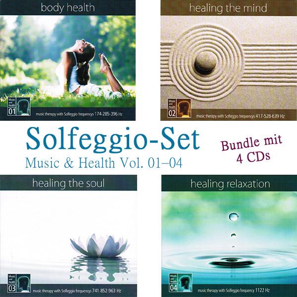 CD-Bundle-Cover: Solfeggio-Set