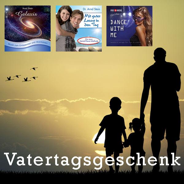 CD-Bundle-Cover: Vatertagsgeschenk