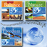World of Relaxing Music (Bundle mit 3 Audio-CDs)