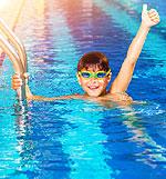 Schwimmen wurde zum Lieblingssport für den Februar gewählt