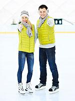 Eislaufen wurde zum Lieblingssport für den März gewählt