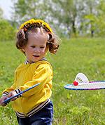 Badminton wurde zum Lieblingssport für den April gewählt