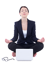 Foto: Yoga wurde zum Lieblingssport für den November gewählt