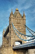 Foto: Die Towerbridge in London wurde zum Lieblings-Aufenthaltsort für den Januar gewählt