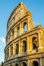 Foto: Das Kolosseum in Rom wurde zum Lieblings-Aufenthaltsort für den April gewählt