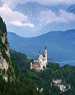 Foto: Schloß Neuschwanstein wurde zum Lieblings-Aufenthaltsort für den Mai gewählt