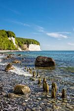 Foto: Die Kreidefelsen auf Rügen wurden zum Lieblings-Aufenthaltsort für den Juni gewählt
