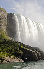 Foto: Die Niagarafälle wurden zum Lieblings-Aufenthaltsort für den August gewählt