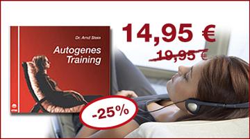 CD Autogenes Training jetzt verbilligt