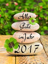 Frohes neues Jahr! - Machen Sie mit bei unserem Gewinnspiel! (© Sonja Calovini  − Fotolia.com)
