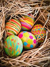 Frohe Ostern! - Machen Sie mit bei unserem Gewinnspiel! (© rdnzl   − Fotolia.com)
