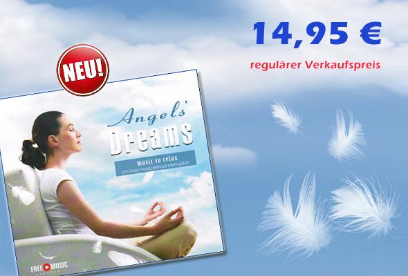 Neue CD 'Angels' Dreams'