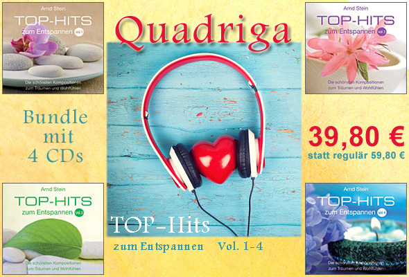 CD-Bundle 'Quadriga'