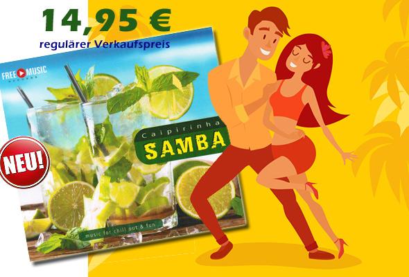 CD 'Samba Caipirinha'