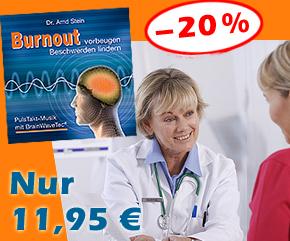 CD 'Burnout vorbeugen'