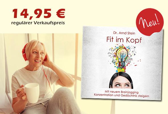 CD 'Fit im Kopf'