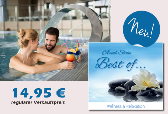 CD 'Best of Wellness & Relaxation'