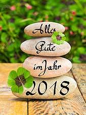 Alles Gute im neuen Jahr - Machen Sie mit bei unserem Gewinnspiel! (© Sonja Calovini - Fotolia.com)