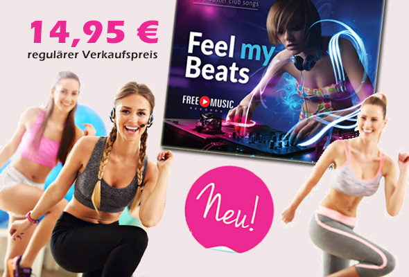 CD 'Feel my Beats'