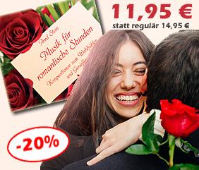 CD 'Musik für romantische Stunden'