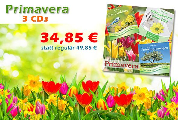CD-Bundle 'Primavera'