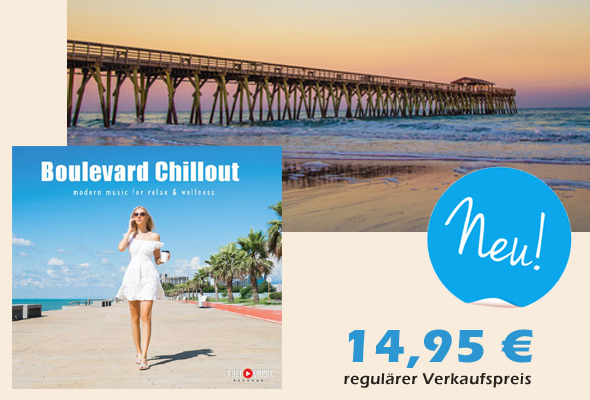 CD 'Boulevard Chillout'