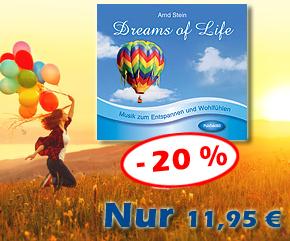 CD 'Dreams of Life'