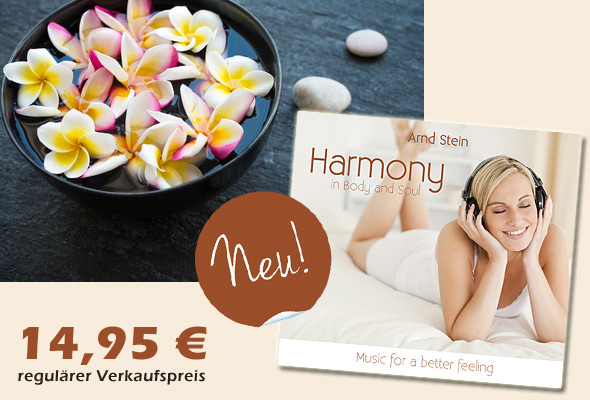 CD 'Harmony in Body and Soul'