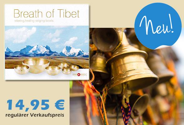 CD 'Breath of Tibet'