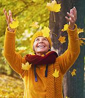 Entspannung im Oktober (© wernerimages, Fotolia)