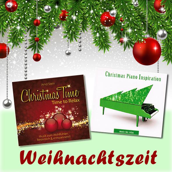 CD-Bundle 'Weihnachtszeit'