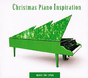 CD 'Christmas Piano Inspiration'