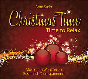 CD 'Christmas Time - Time to Relax'