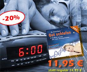 CD 'Gut schlafen'