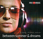CD-Cover: 'Between Summer & Dreams'