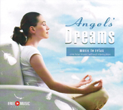 CD-Cover: 'Angels' Dreams'