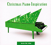 CD-Cover: Christmas Piano Inspiration