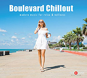 CD-Cover: Boulevard Chillout
