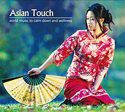 CD-Cover: Asian Touch