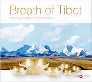 CD-Cover: Breath of Tibet