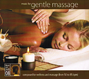 CD-Cover: Gentle Massage