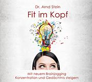 CD-Cover: 'Fit im Kopf'