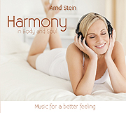 CD-Cover: Chillout Harp