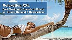 Unsere Videos bei YouTube; Chillout Musik mit Meeresrauschen gegen Stress, Burnout und Depressionen