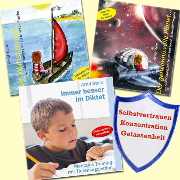 CD-Bundle-Cover: Trio-Set für Kids